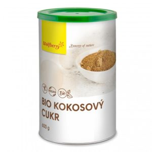 BIO Kokosový cukr - Wolfberry