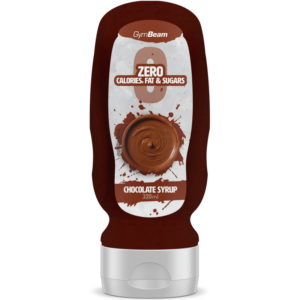 Bezkalorický sirup Chocolate Syrup 320 ml - GymBeam