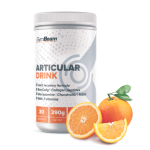 Kloubní výživa Articular Drink 390 g - GymBeam
