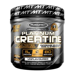 Kreatin Platinum 100% Creatine - MuscleTech