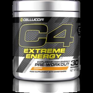 Předtréninkový stimulant C4 Extreme Energy - Cellucor