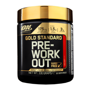 Předtréninkový stimulant Gold Standard Pre-Workout - Optimum Nutrition