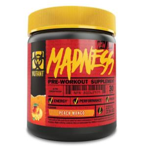 Předtréninkový stimulant Mutant Madness 225 g - PVL