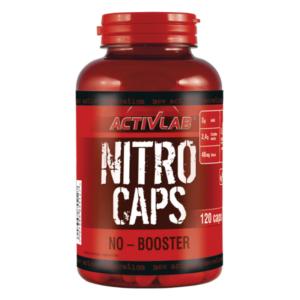 Předtréninkový stimulant Nitro Caps - ActivLab