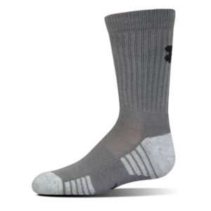 Ponožky Heatgear Crew Grey - Under Armour