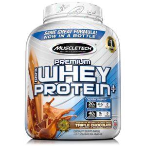 Protein 100% Premium Whey Protein Plus - MuscleTech