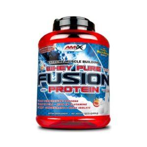 Protein Whey-Pro Fusion - Amix