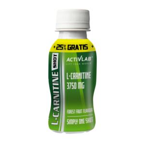 Spalovač tuků L-Carnitine Shot - ActivLab