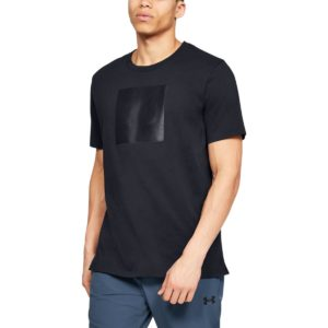 Tričko Unstoppable Knit Tee Black - Under Armour