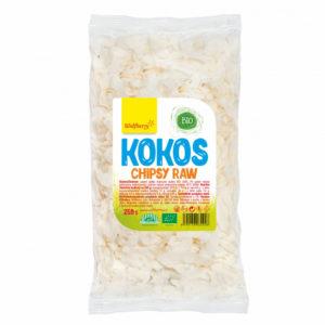 BIO Kokosové chipsy - Wolfberry