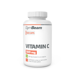 Vitamin C 500 mg - GymBeam