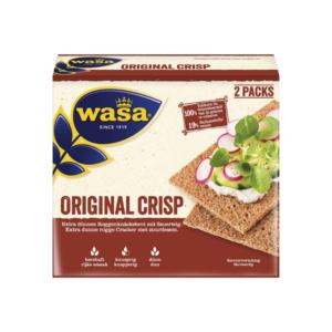 Knäckebroty Original Crisp - Wasa