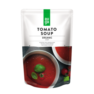Rajčatová krémová polévka - Auga