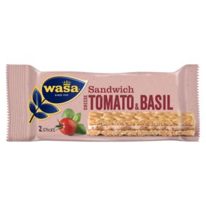 Sandwich Rajčata a Bazalka - Wasa