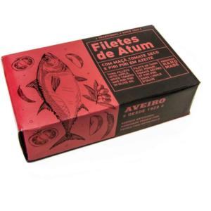 Tuňákové filety v olivovém oleji Apple
