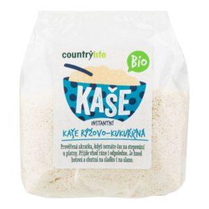 BIO Rýžovo-kukuřičná kaše - Country Life