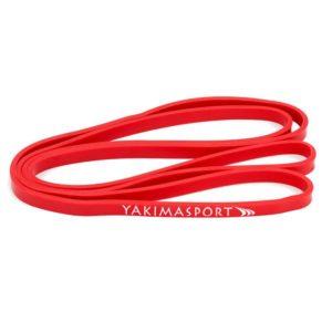 Posilovací guma Power Band Loop 12-17 kg Red - YAKIMASPORT