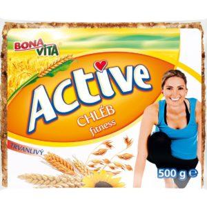 Trvanlivý chléb Active fitness - Bona Vita