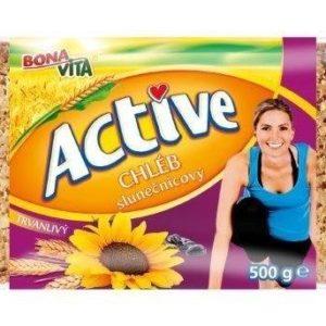 Trvanlivý chléb Active slunečnicový - Bona Vita