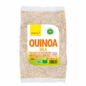 BIO Bílá quinoa - Wolfberry
