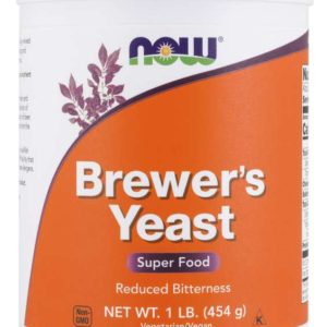 Pivovarské kvasnice - Now Foods