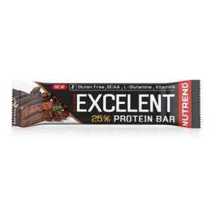 Proteinová tyčinka Excelent with Caffeine 85 g - Nutrend