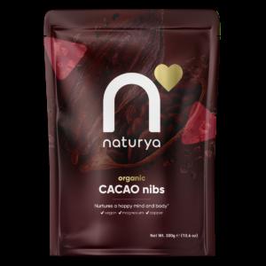 BIO Kakaové boby drcené - Naturya