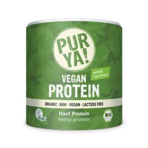 BIO Konopný protein 250 g - PurYa!