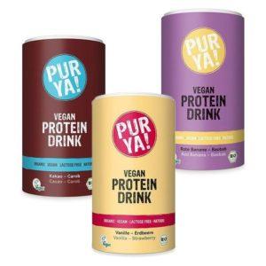 BIO Vegan Protein Drink 550 g - PURYA