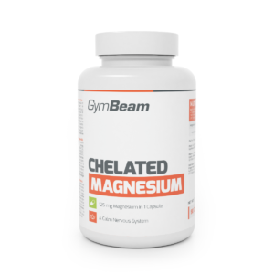 Chelated magnesium - GymBeam