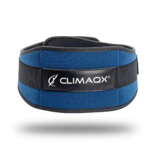 Fitness opasek Gamechanger navy blue - Climaqx
