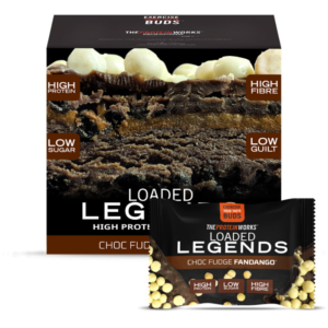 Loaded Legends - The Protein Works