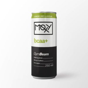 Moxy bcaa+ Energy Drink 250 ml - GymBeam