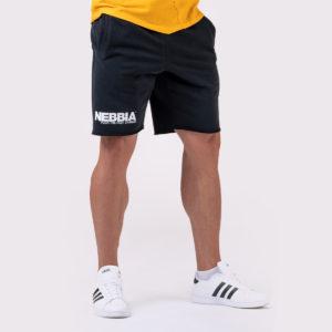 Pánské šortky Legday Hero Black - NEBBIA