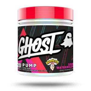 Předtréninkový stimulant Pump – Ghost