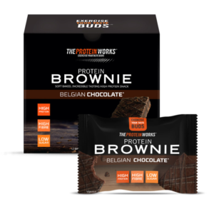 Protein Brownie - The Protein Works