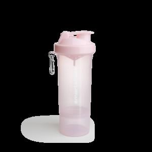 Šejkr Slim Cotton Pink 500 ml - SmartShake