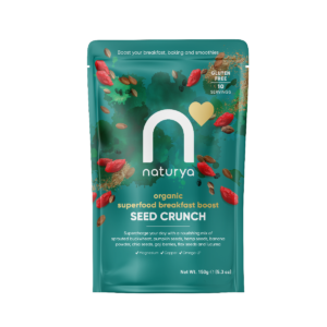 Snídaňová směs Superfood Breakfast Boost Seed Crunch - Naturya