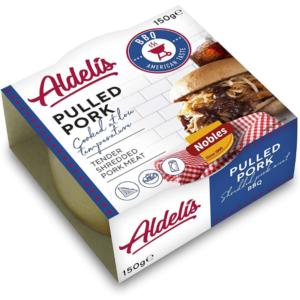 Trhané vepřové maso BBQ - Aldelis