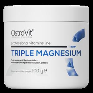 Triple Magnesium 100 g - OstroVit