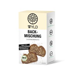 BIO Low Carb směs na pečení chleba Baking Hero - WYLD