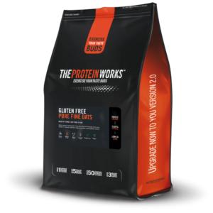 Bezlepková ovesná kaše - The Protein Works