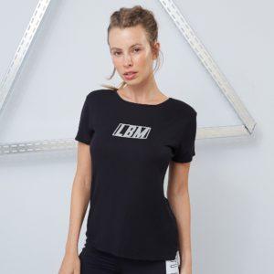 Dámské tričko Essentials Black - LABELLAMAFIA