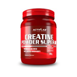 Kreatin Powder Super 500 g - ActivLab