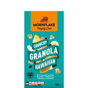Křupavá Granola Hawaiian 500 g - Mornflake