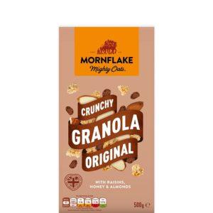 Křupavá Granola Original 500 g - Mornflake