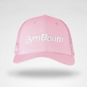 Kšiltovka Mesh Panel Cap Baby Pink - GymBeam