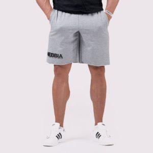 Pánské šortky Legday Hero Light Grey - NEBBIA
