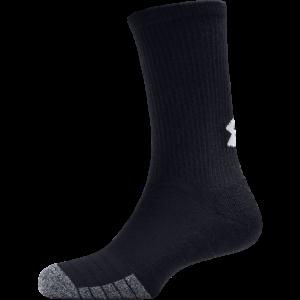 Ponožky Heatgear Crew Black - Under Armour