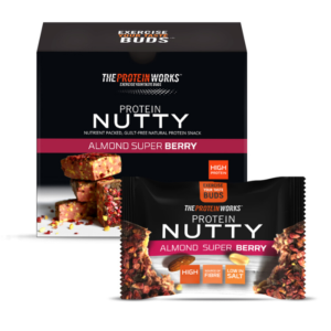 Protein Nutty - The Protein Works